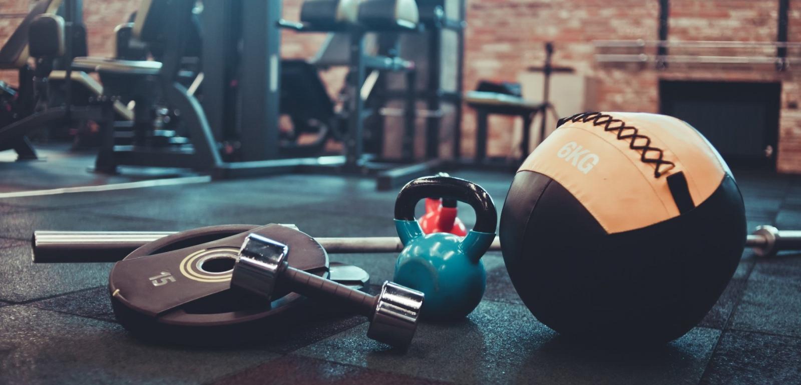 健身房產業調查