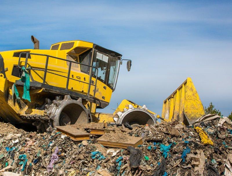 廢棄物處理業發展趨勢(2013年)
