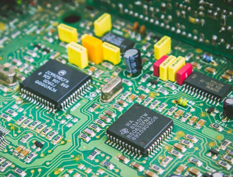 被動電子元件製造業發展趨勢(2012年)