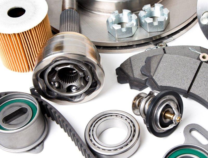 汽車零件製造業之產業發展(2012年)