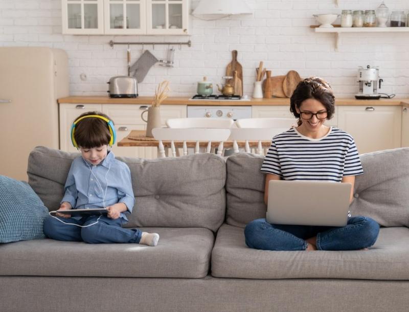 第三級警戒下防疫新生活調查-工作學習及親子篇